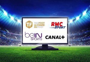 abonnement iptv avec téléfoot sport champions league ligue 1 la liga